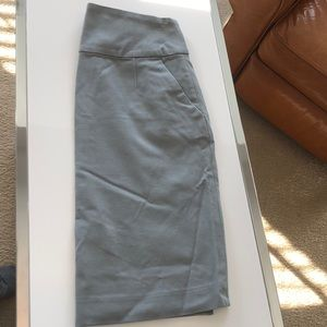 Banana Republic pencil skirt size 0